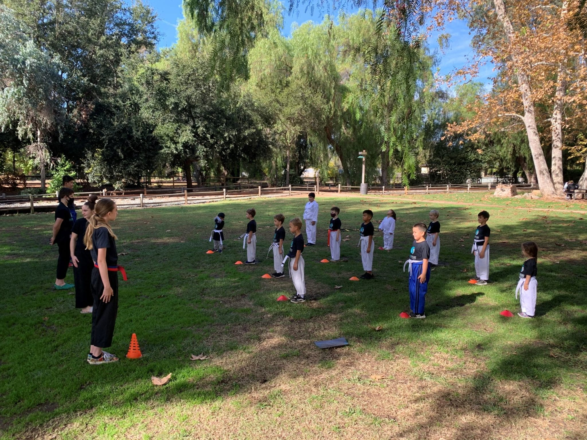 Seven Spears Martial Arts Academy New Student Special!  image