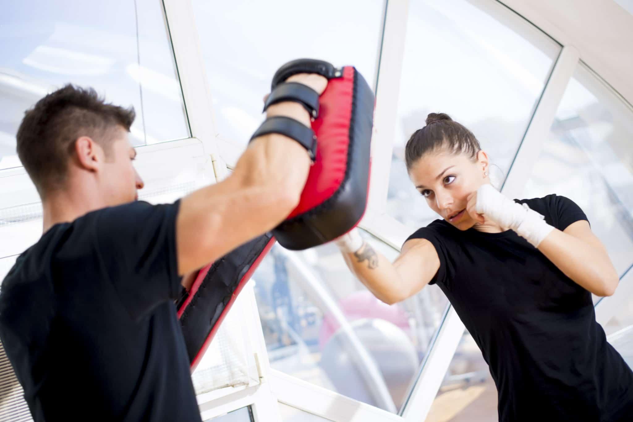 FAQ- Adult Muay Thai Training
