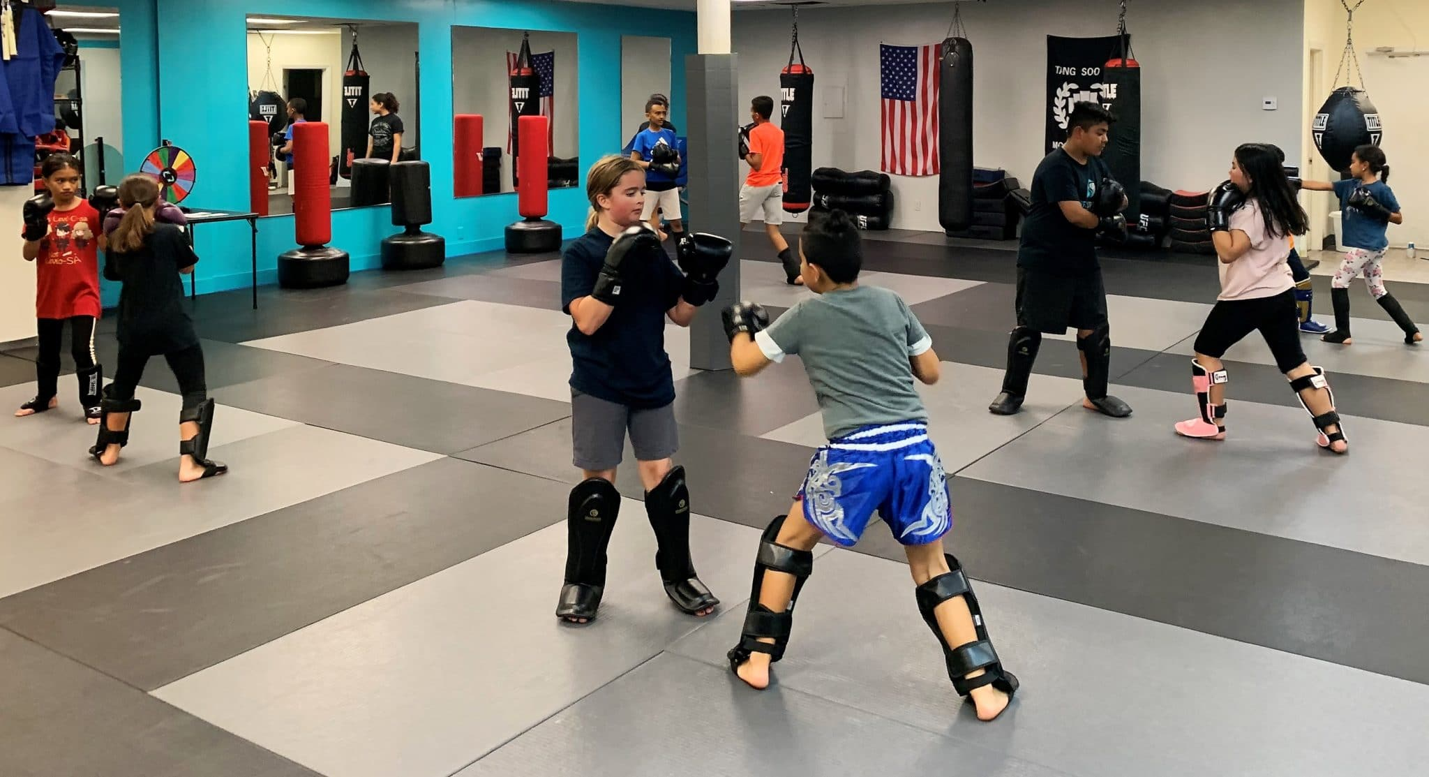 Seven Spears Martial Arts Academy Muay Thai Adults and Kids