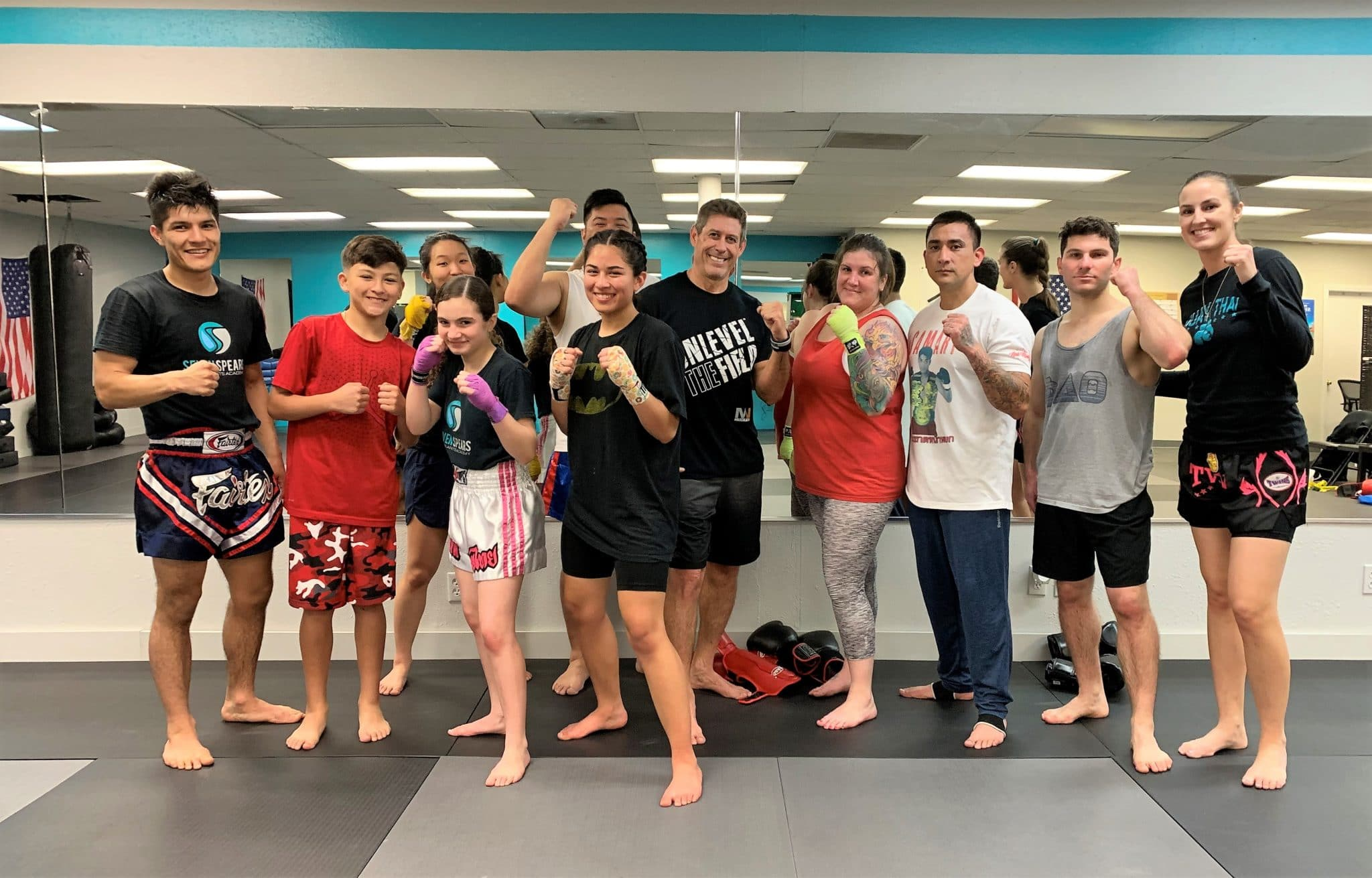 Seven Spears Martial Arts Academy Get Started Today!
