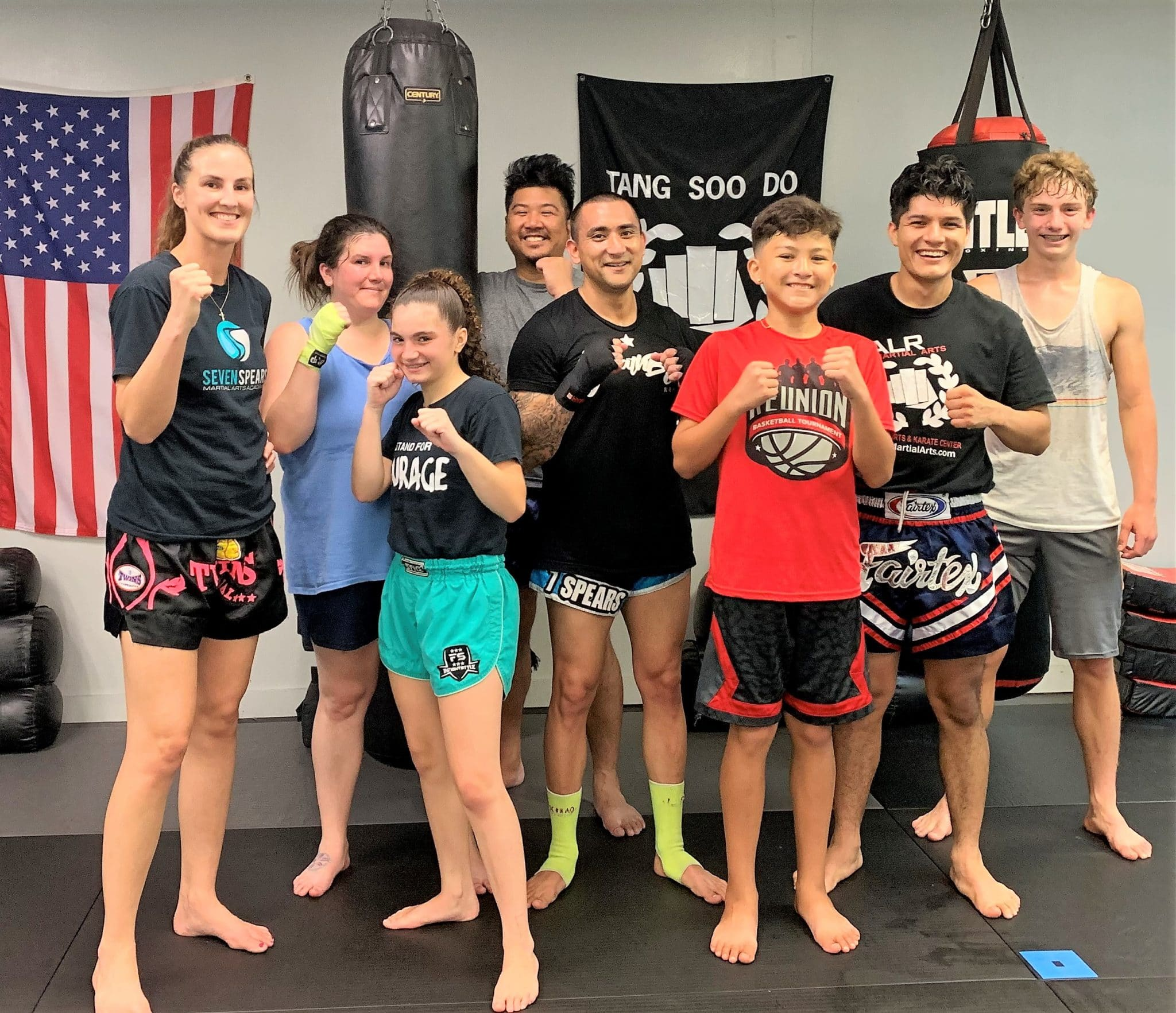 Seven Spears Martial Arts Academy Programs