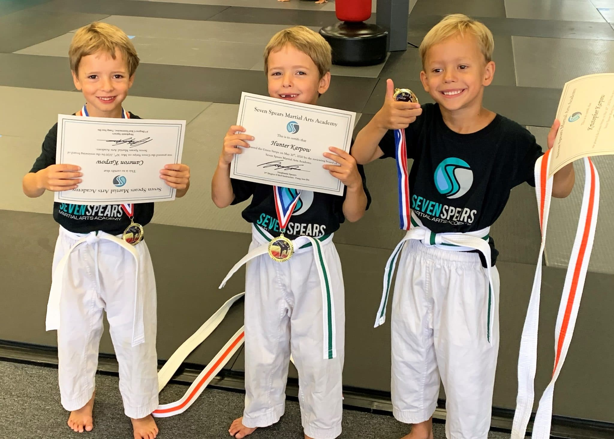 Seven Spears Martial Arts Academy Karate For Kids and Adults