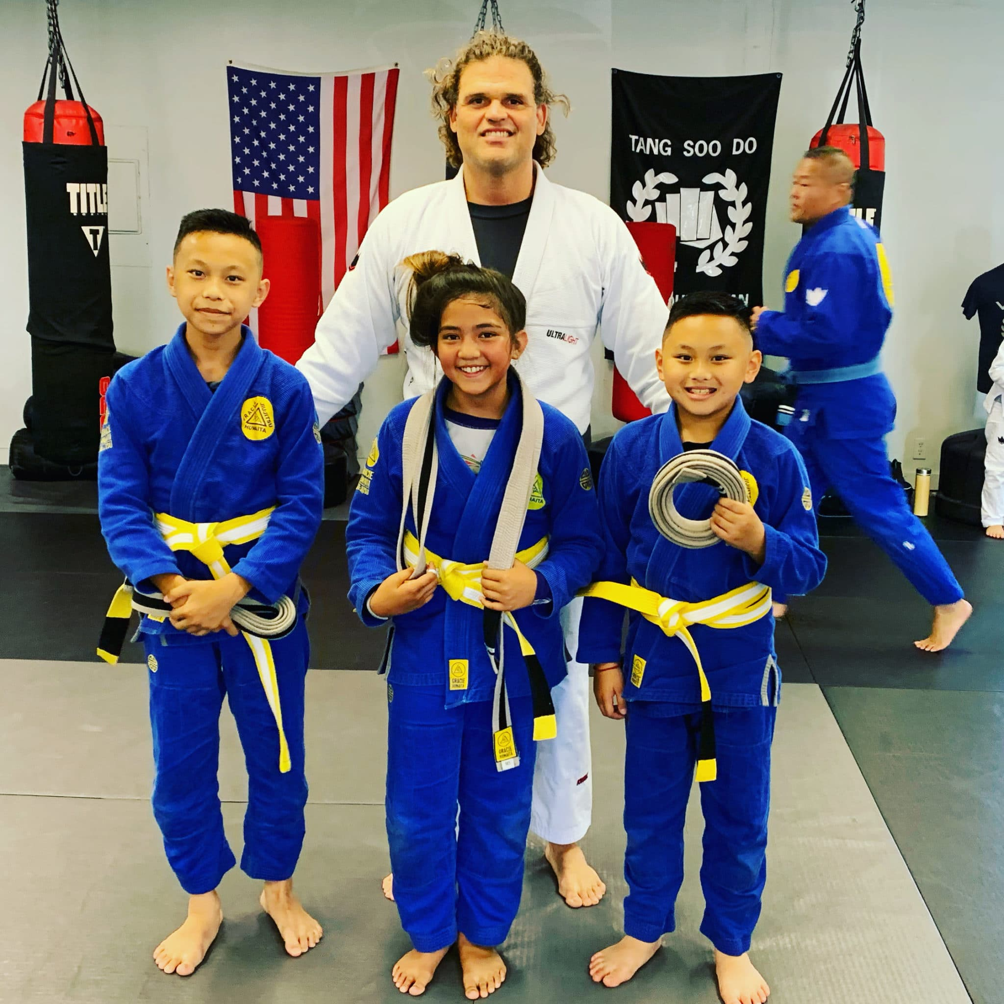 Seven Spears Martial Arts Academy Brazilian Jiu Jitsu